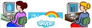 Konsultuokitės internetu neišeidami iš namų per Skype